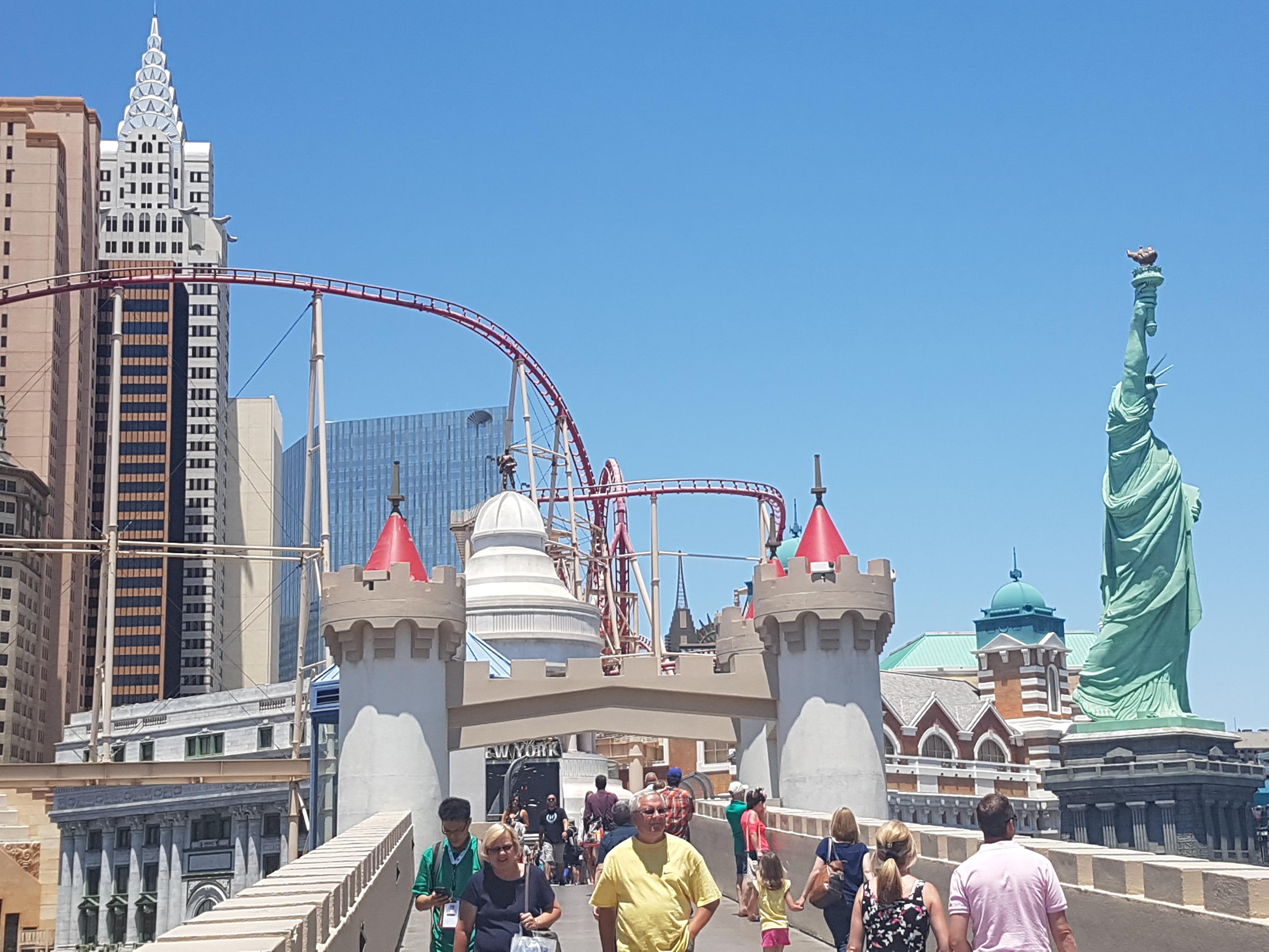 Next stop: Las Vegas – Introducing Georgia